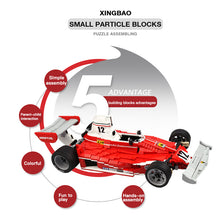 Load image into Gallery viewer, Xingbao Red Power Racing Car | XB03023