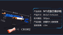 Load image into Gallery viewer, Cada Double Eagel Gun Series | C81001 - C81005, C81007