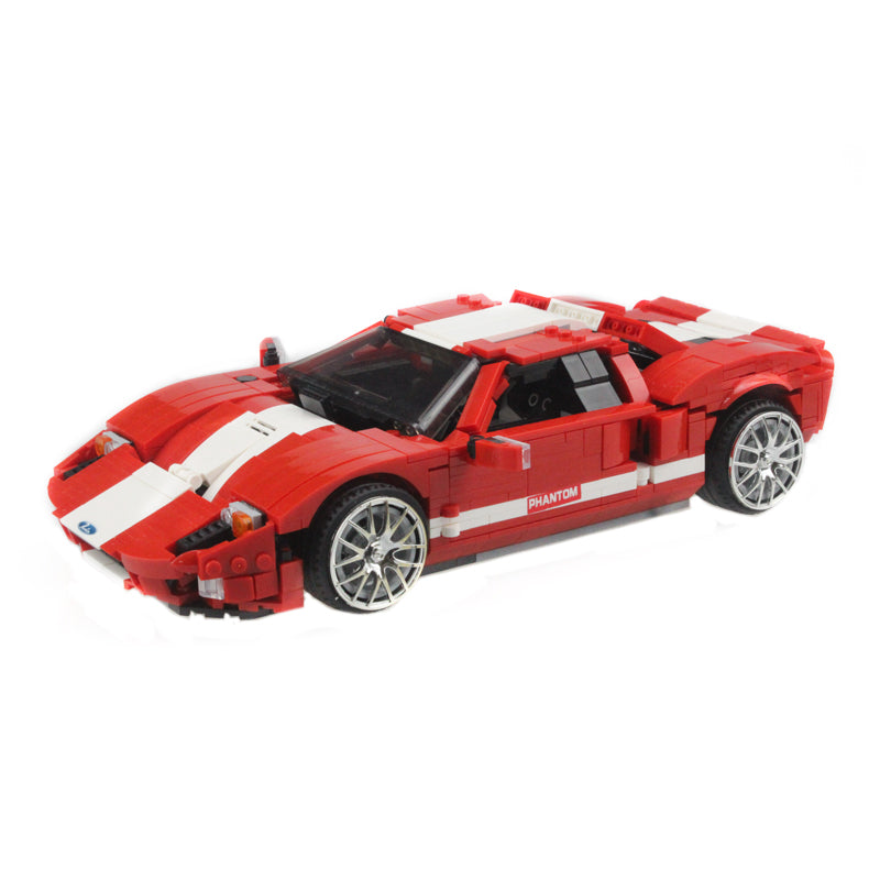 Xingbao Red Phantom Car - XB03011