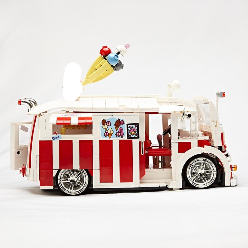 Xingbao - Ice Cream Car - XB08004