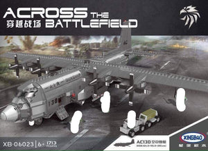 Xingbao Across the Battlefield - AC130 Gunship | XB06023