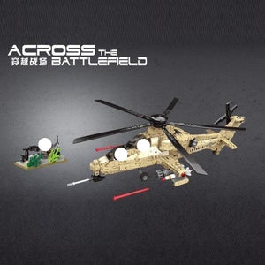 Xingbao Across the Battlefield - WZ10 Chopper | XB06025