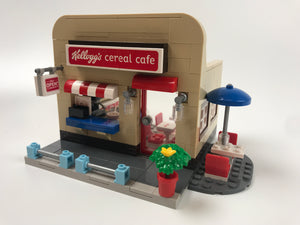 Oxford Block Kellogg's Cereal Cafe | Limited Edition