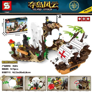 SY Pirate Island Storm Series | 1544-1446
