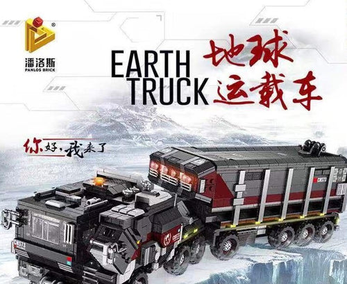 Panlos Earth Truck |628001