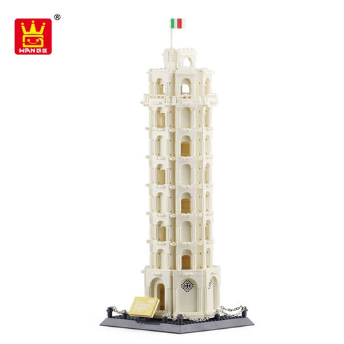 Wange  | The Leaning Tower of Pisa - 5214
