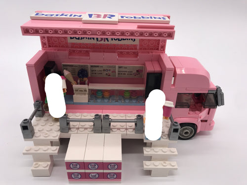 Oxford Block Baskin Robbins Food Truck | HS33914