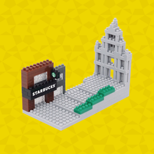 Load image into Gallery viewer, Starbucks Exclusive Mini Bricks Collection | (Nanoblock size)