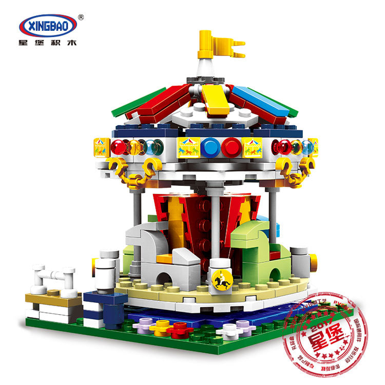 Xingbao - Colorful World Merry-Go-Round | XB01107