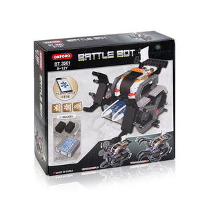 Oxford Block Battle Bot | BT3561