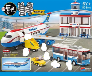 Oxford Block - Toys R Us Airport