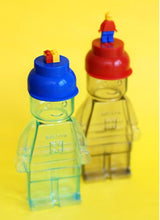 Load image into Gallery viewer, Oxford Block Cap Figure Water Bottle 350ml