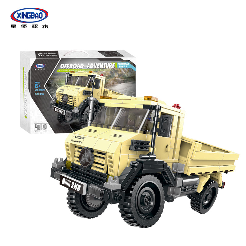 Xingbao Off-road Adventure Super Truck | XB03026