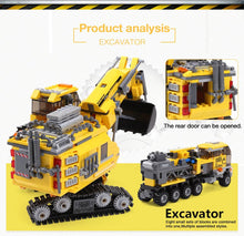 Load image into Gallery viewer, Xingbao The Giant Excavator Set 8 in 1 | XB13002