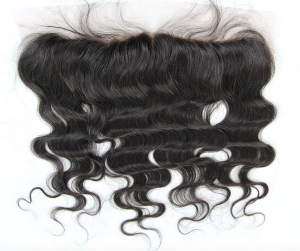 13x6 HD Thin Invisible Lace Frontal - Glam Xten Collection