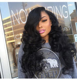 Brazilian Loose Wave + Frontal Deals - Glam Xten Collection
