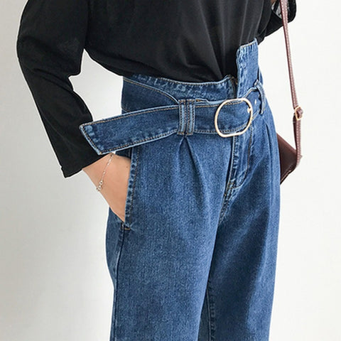 HIGH-WAIST ASYMMETRY