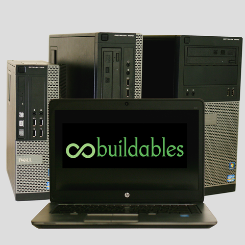 Bootable Computers