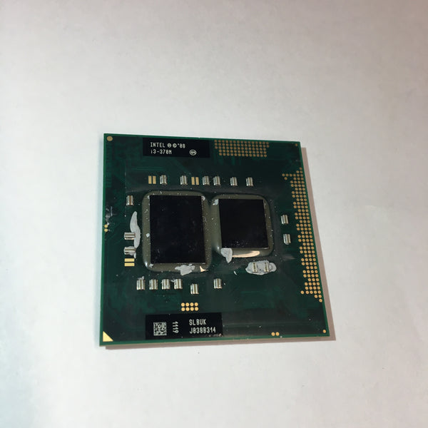 Intel Core i3-370M Processor SLBUK 3M Cache 2.40 GHz  PGA988