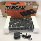 Tascam Porta 05 4 Channel Cassette DBX Editing Recorder