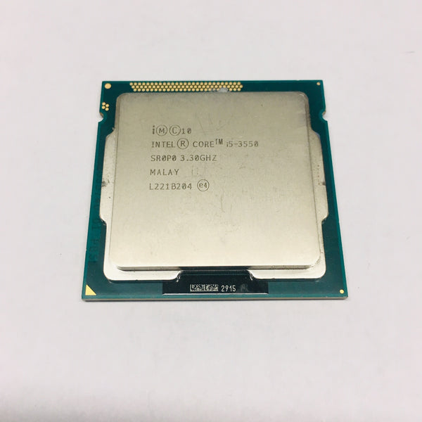 Intel Core i5-3550 Processor SR0P0 6M Cache up to 3.70 GHz FC LGA 1155