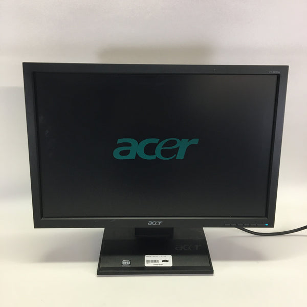 Acer V193W 19'' LCD Widescreen Monitor 1440 x 900 VGA 16:10