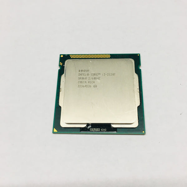 Intel Core i3-2120T Processor SR060 3M Cache 2.60 GHz FC LGA 1155