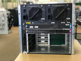 Cisco Catalyst 4506 Chassis WS-C4506 + WS-X4013 WS-X4548-GB-RJ45V 48 x GE 1 x FE 2 x SFP Managed Layer 3 PoE