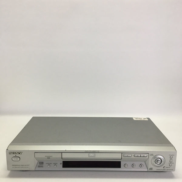 Sony DVP-NS715p DVD CD Player Digital/Analog Audio Output