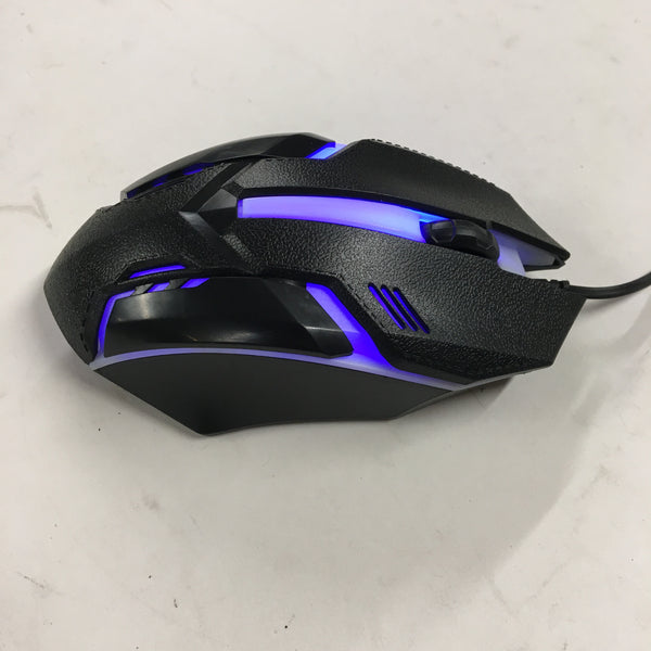 Gaming Mouse Wired Optical Scroll Mouse USB