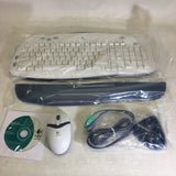 Logitech Desktop Express PS/2 Wireless keyboard and mouse combo