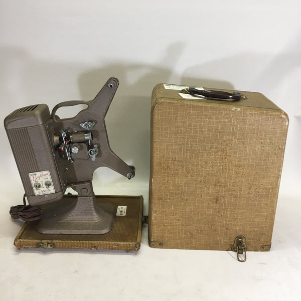 Vintage 8mm Keystone Brightbeam K-70 Film Movie Projector