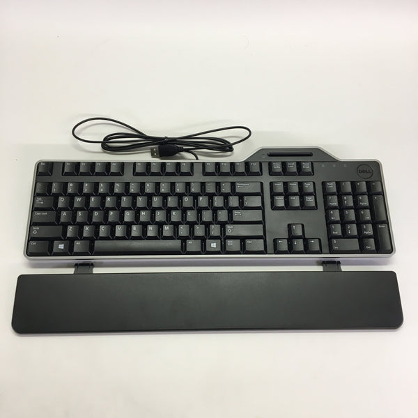 Dell USB Smartcard Keyboard KB813T New