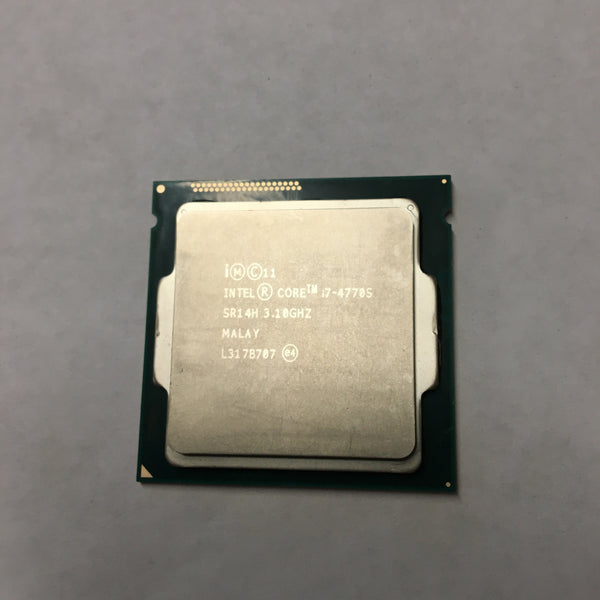 Intel Core i7-4770s Processor SR14H 8M Cache up to 3.10 GHz FC LGA 1150