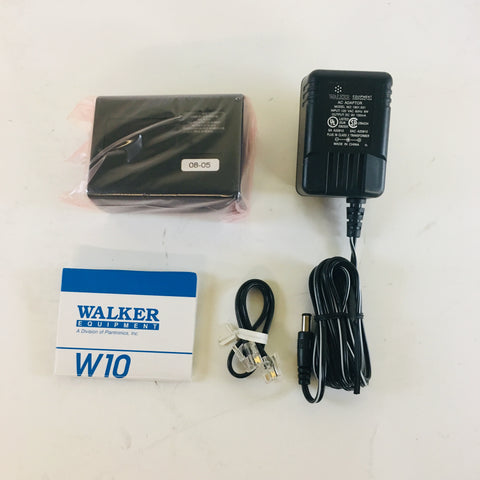 Walker W10 Receiver In-Line Telephone Amplifier w/ Power Adapter up to 24 dB