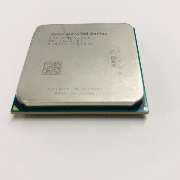 AMD Processor A4-6300 Series AD630BOKA23HL