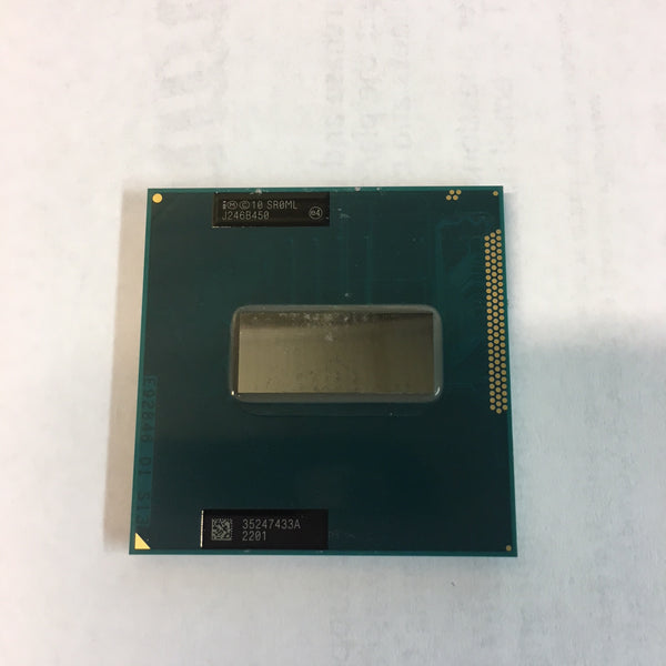 Intel Core i7-2670QM Processor SR02N 6M Cache up to 3.10 GHz FC PGA 988