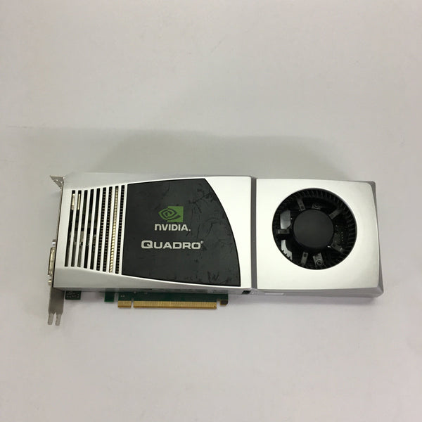NVIDIA Quadro FX 4800 1.5GB GDDR3 Graphics Card DP DVI