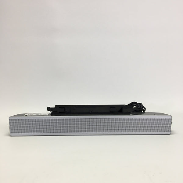 Dell AS501 PC Sound Bar Multimedia speakers Flat Panel Under Monitor