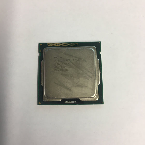 Intel Core i7-2600 Processor SR00B 8M Cache up to 3.80 GHz LGA 1155