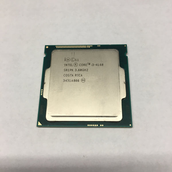 Intel Core i3-4160 Processor SR1PK 3M Cache 3.60 GHz FC LGA 1150
