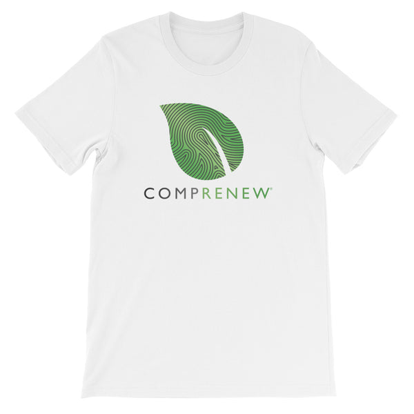 Comprenew Logo: Short-Sleeve Unisex T-Shirt