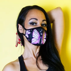 RedButterfly by Omaris, face mask, face covering, gift under $25.00, kids face masks