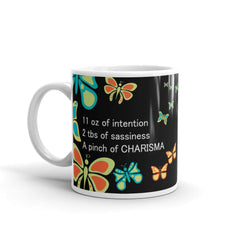 Whether you're drinking your morning coffee, your evening tea, or something in between – this mug is for you! I prefer to drink