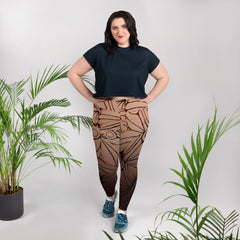 Sienna Plus Size Leggings