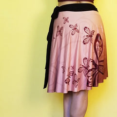 Sienna Butterfly Wrap Skirt