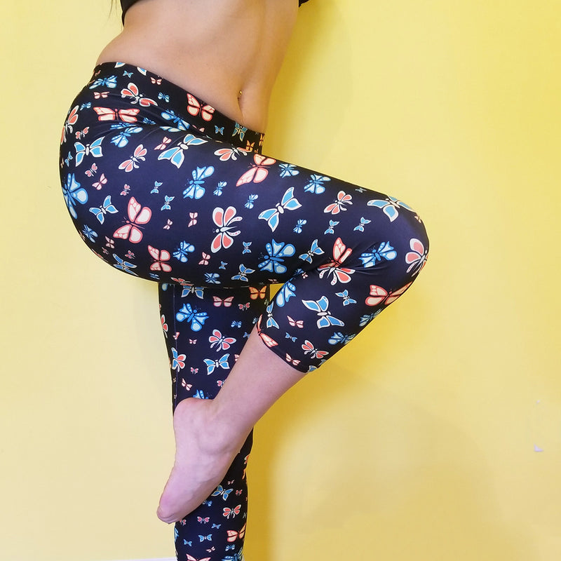 Butterflylove Tinylove Capris