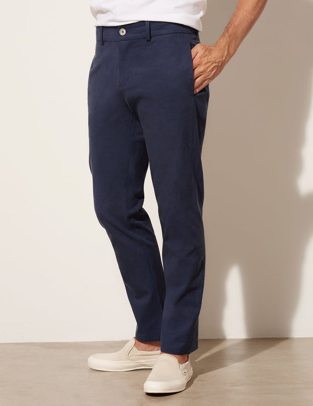 Everyday Washed Twill Pant