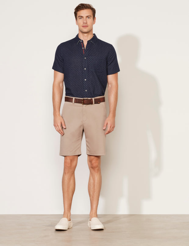 Everyday Washed Twill Short