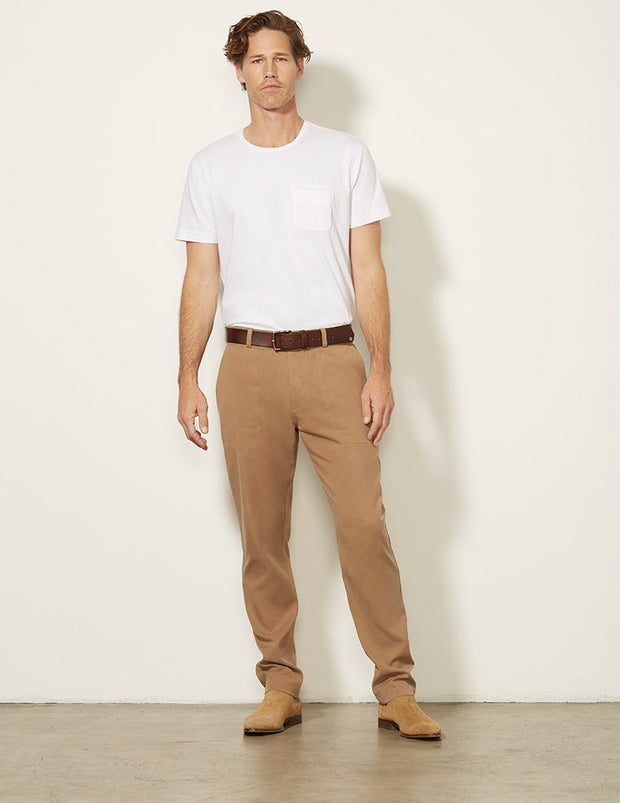 Patch Pocket Pant